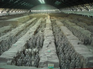 Xi'an and Henan 119