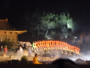 Xi'an and Henan 515