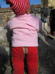 Calling them buttless chaps would be tantamount to Child abuse, right?